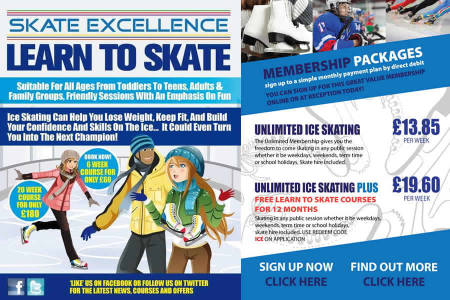 Silver Blades Ice Rink - Altrincham - image 4