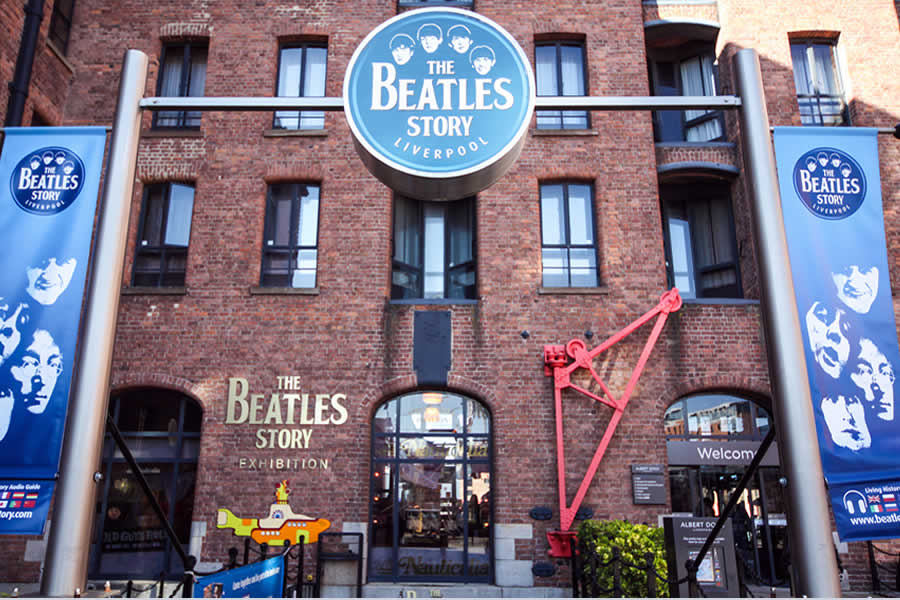 Beatles Story - Liverpool - image 0