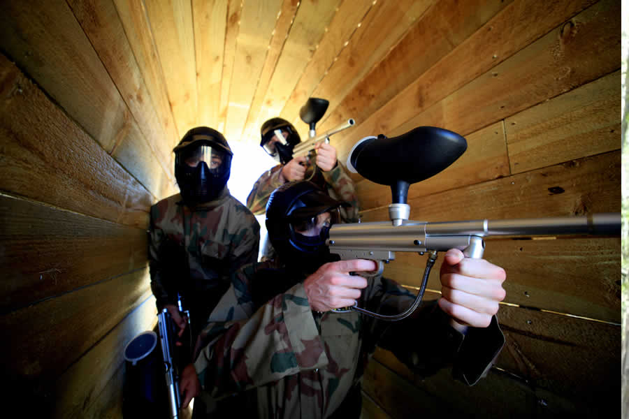 Countrywide Paintball Berkshire - Maidenhead - image 2