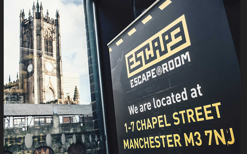 The Escape Room - Manchester - image 1