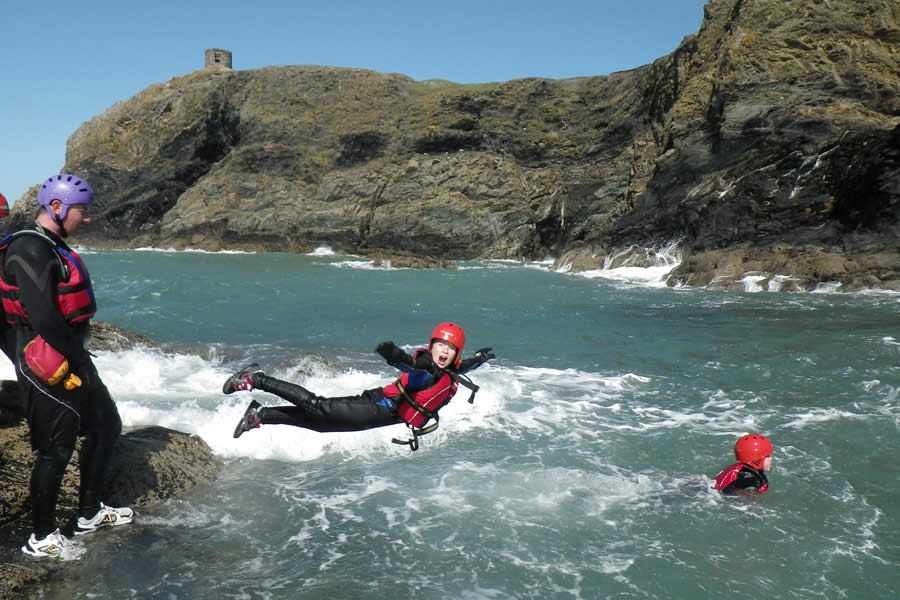 Celtic Quest Coasteering - St Davids - image 0