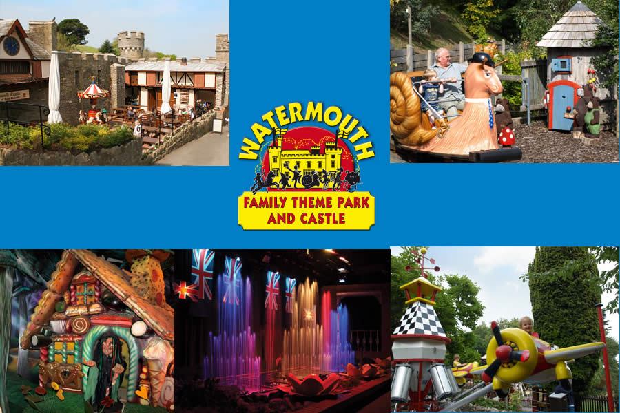 Watermouth Castle and Theme Park - Ilfracombe - image 0